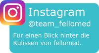 fellomed auf Instagram