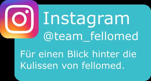 fellomed auf Instagram
