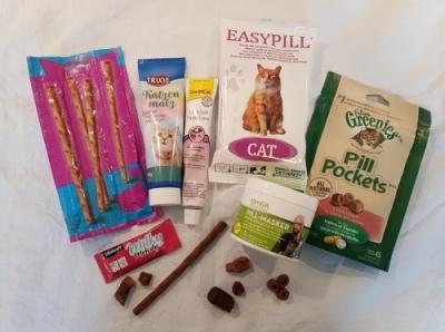 Katze Tablette geben: Versteckideen